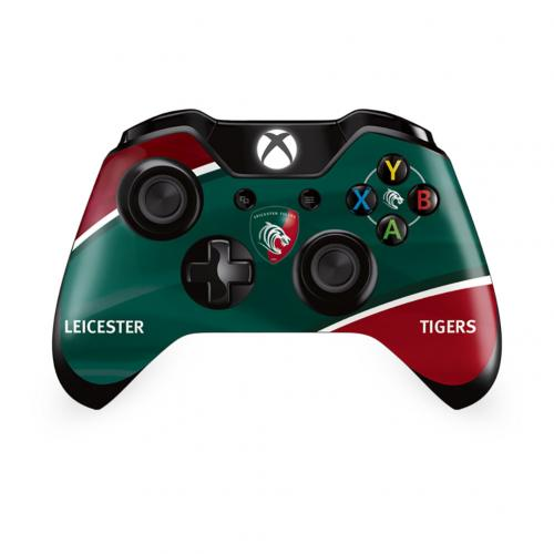 Leicester Tigers Xbox One Controller Skin