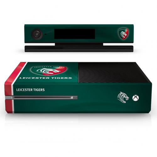 Leicester Tigers Xbox One Console Skin