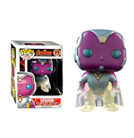Avengers Age of Ultron POP! Vinyl Bobble-Head Vision (Faded) 10 cm