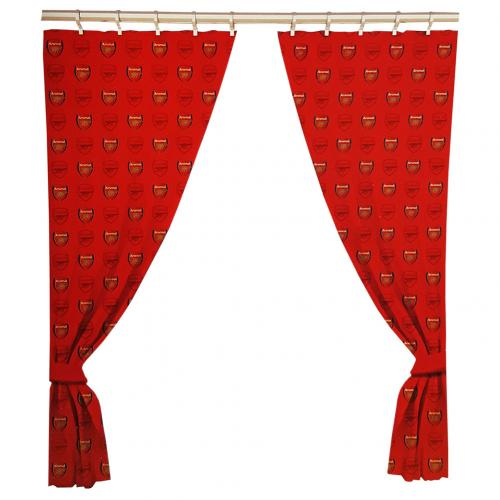 Arsenal F.C. Curtains