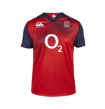 2015-2016 England Rugby Training Shirt (Red)