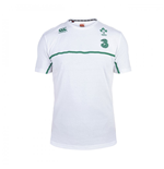 2015-2016 Ireland Rugby Cotton Training Tee (White)