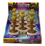 Guardians of the Galaxy Figures with Sound Dancing Groot 23 cm Display (8)