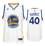 Mens Golden State Warriors Harrison Barnes adidas Royal Blue New Swingman Home Jersey