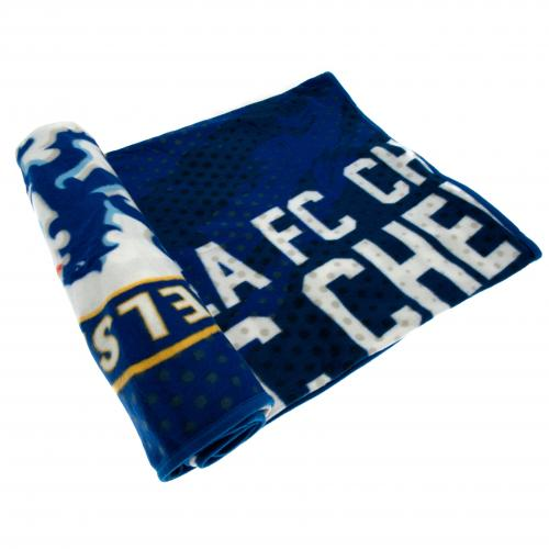 Chelsea F.C. Fleece Blanket IP