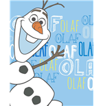 Frozen Fleece Blanket Olaf 120 x 150 cm