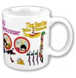Beatles Mug - Yellow Submarine