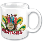 Beatles Mug - Sgt Pepper Naked