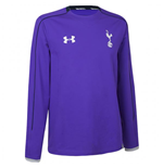 2015-2016 Tottenham Midlayer Top (Purple)
