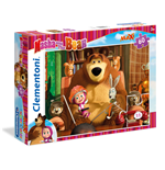Masha and the Bear Puzzles 141154