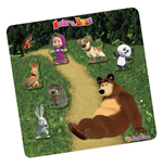 Masha and the Bear Puzzles 141159