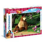 Masha and the Bear Puzzles 141163