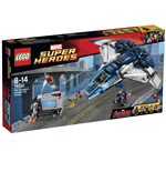 The Avengers Lego and MegaBloks 141288