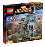The Avengers Lego and MegaBloks 141302