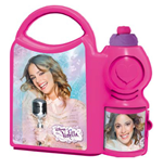 Violetta Lunch Box + Bottle