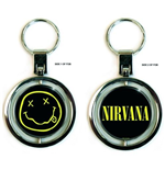 Nirvana Keychain - Smiley