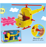 Peppa Pig - Mrs Rabbit helicopter