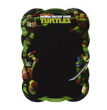 Ninja Turtles Blackboard 142951