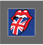 The Rolling Stones Magnet - Tongue England