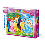 Princess Disney Puzzles 143075