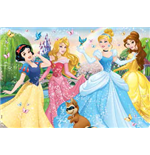 Princess Disney Puzzles 143086
