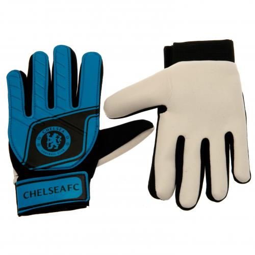 Chelsea F.C. Goalkeeper Gloves Fluo Yths