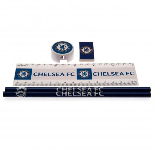 Chelsea F.C. Core Stationery Set