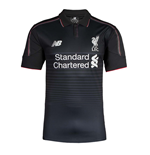 2015-2016 Liverpool Third Football Shirt (Kids)
