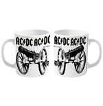 AC/DC Mug For Those About To Rock