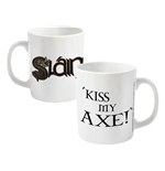 2000AD Slaine Mug Kiss My Axe
