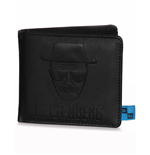 Breaking Bad Leather Wallet Heisenberg