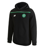 2015-2016 Celtic Training Hoody (Black) - Kids