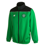 2015-2016 Celtic Presentation Jacket (Green) - Kids