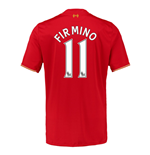 2015-16 Liverpool Home Shirt (Firmino 11) - Kids