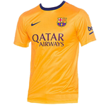 2015-2016 Barcelona Away Nike Supporters Tee