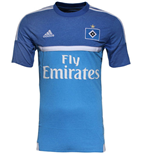 2015-2016 Hamburg Adidas Away Shirt (Kids)
