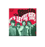 Beatles Magnet 144420