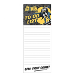 Batman Scratch Pad 144512