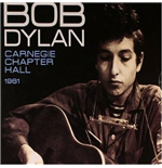 Vynil Bob Dylan - Carnegie Chapter Hall (2 Lp)