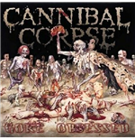 Vynil Cannibal Corpse - Gore Obsessed