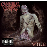 Vynil Cannibal Corpse - Vile
