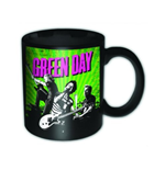 Green Day Mug - Tour
