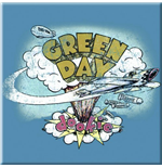 Green Day Magnet - Dookie