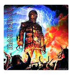 Iron Maiden Coaster - Wicker Man