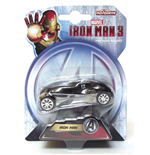 Iron Man 3 - Die-Cast miniature car, 1:64 - 1 Pc