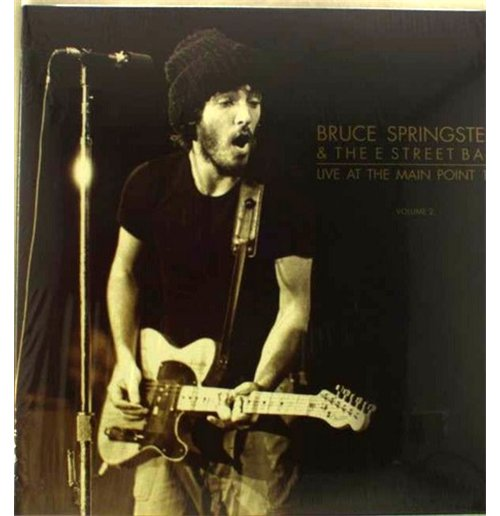 Vynil Bruce Springsteen - Live At Main Point 1975 Vol. 2 (2 Lp)