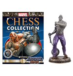 Marvel Chess Collection Magazine with Chess Piece #15 Absorbing Man (Black Pawn)