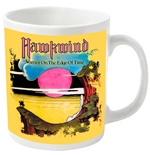Hawkwind Mug Warrior On The Edge