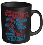 New York Dolls Mug Trash Shoes