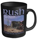 Rush Mug A Farewell To Kings